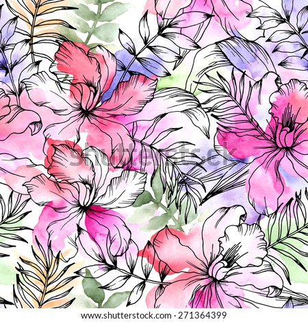 flower background with structure - photo #12