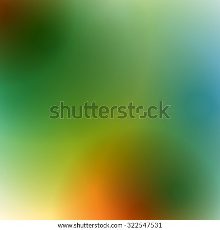 Beautiful smooth colored background. Blurry texture with interesting color palette. Abstract background for many design usages - web, print, mobile applications and others. Stylish colorful texture.