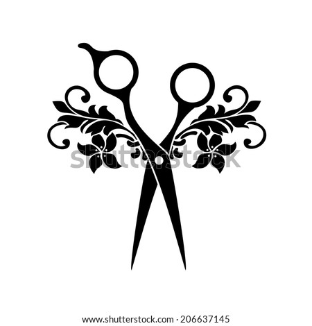 Hairdresser Logo Stock Photos Images Amp Pictures