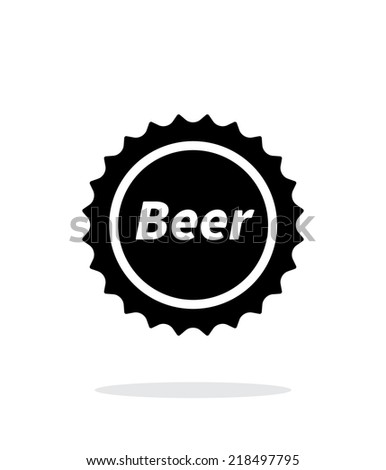 beer bottle cap vector stock images, royalty-free images & vectors