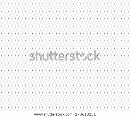 Beige lace dotted pattern. Vector - stock vector