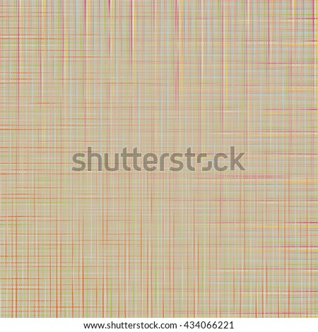 Beige  light canvas texture, vector background. Imitation of natural fabric