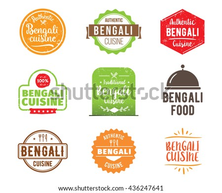 Bengali stock images royalty free images vectors for Authentic bengali cuisine