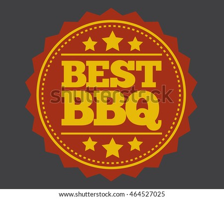 Best Barbecue In Town Icon