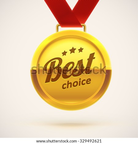 best choice medal