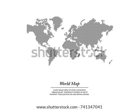 Best popular world map vector globe stock vector 741347041 best popular world map vector globe template for anything world wide website design gumiabroncs Image collections