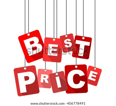best price, red vector best price, flat tag best price, element best price, sign best price, design best price, background best price, illustration best price, picture best price, best price eps10 - stock vector
