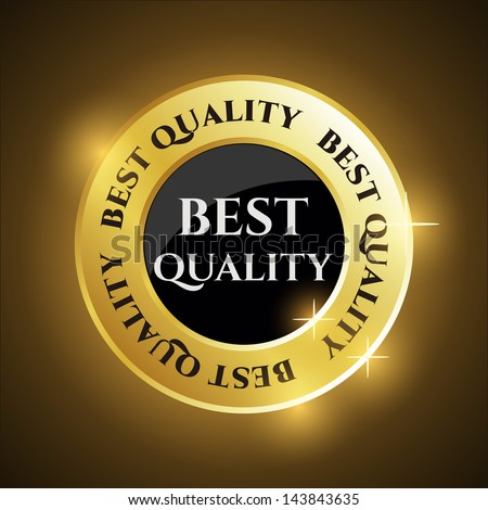 Best quality seal - stock vector