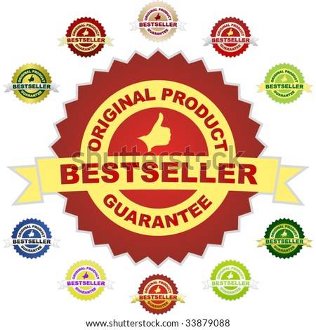 Bestseller. Quality guarantee.