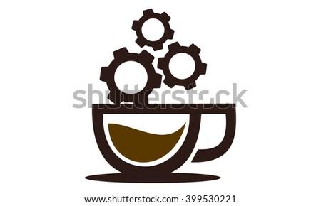 Beverage Gear  - stock vector