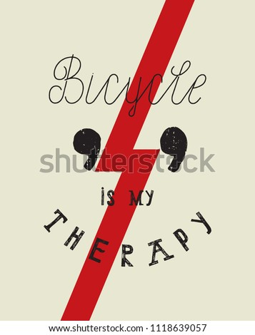 stock-vector-bicycle-is-my-therapy-psych