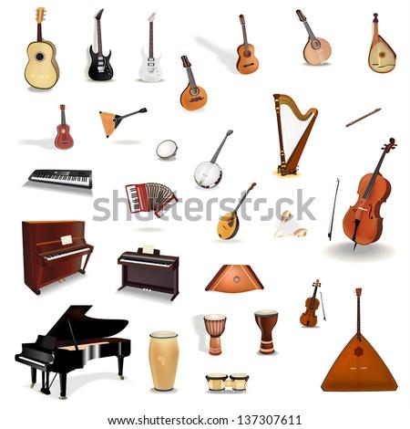 Instrument Stock Image...