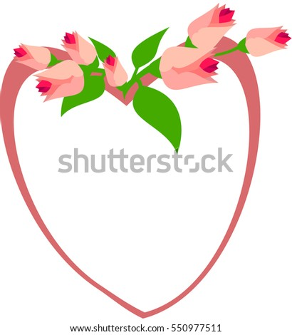 Exelent Big Heart Picture Frame Frieze - Custom Picture Frame Ideas ...
