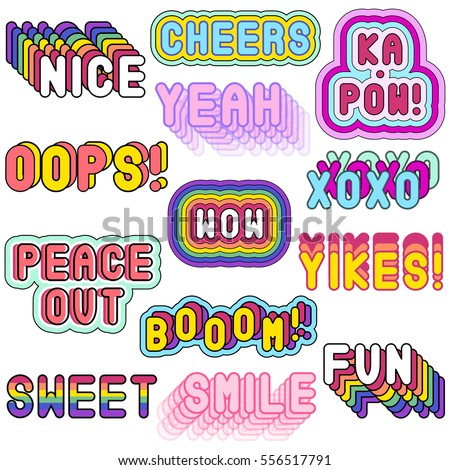 Slang Words Stock Images, Royalty-Free Images & Vectors | Shutterstock