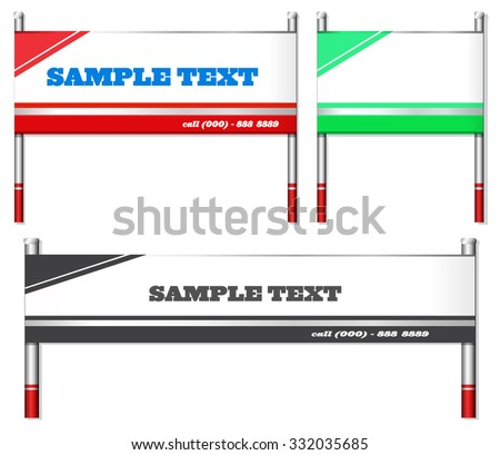 Billboard Roll Up Banners