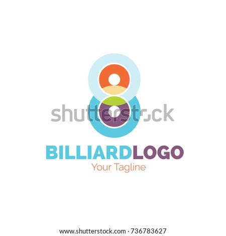 stock-vector-billiard-ball-logo-73678362