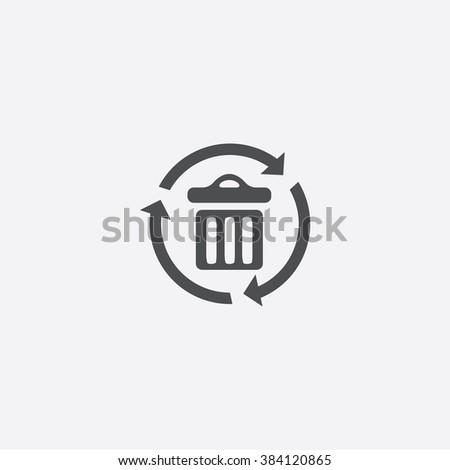 bin recycle Icon. bin recycle Icon Vector. bin recycle Icon Art. bin recycle Icon eps. bin recycle Icon Image. bin recycle Icon logo. bin recycle Icon Sign. bin recycle Icon Flat - stock vector