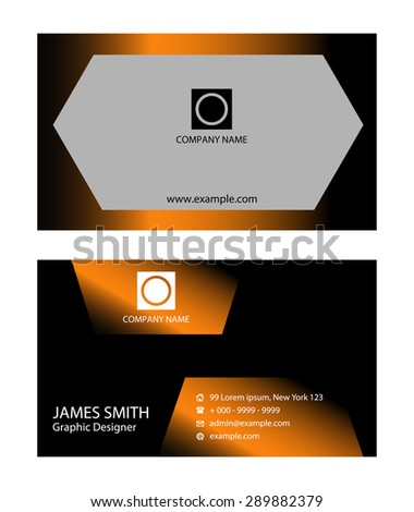 Orange business cards zesloka business cards are sadly often overlooked resulting in dull and boring cards that are easily forgotten at moo we know business cards can give you the reheart Choice Image