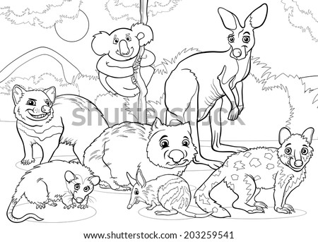 vocales mayusculas Colouring Pages