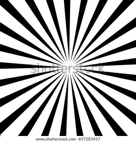 Pop Art Black And White