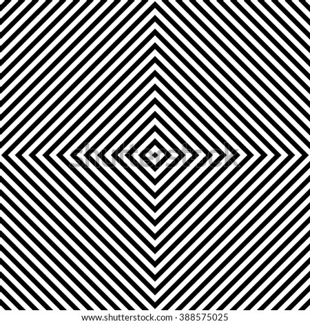Black and white diagonal squared pattern.