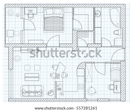 Floorplan Stock Images Royalty Free Images Vectors