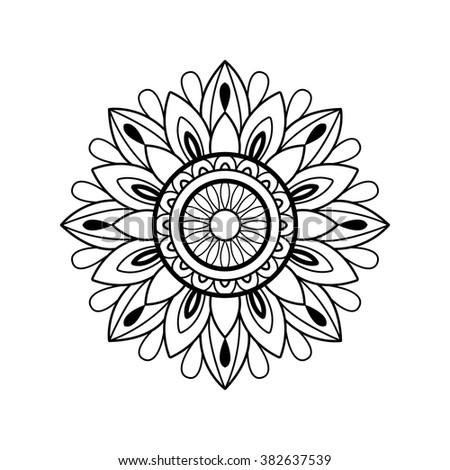Sunflower Illustration Stock Vector 427499335 Shutterstock