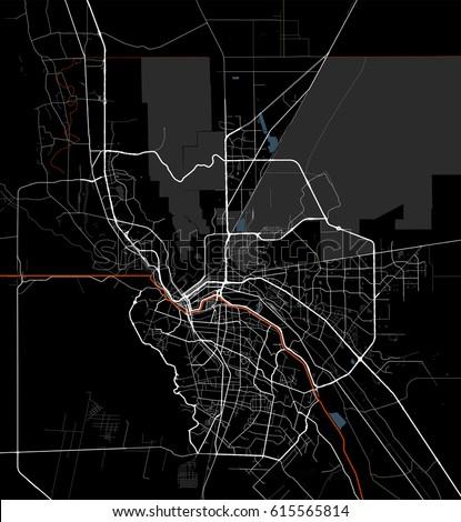 City map of el paso texas City Map Of El Paso Texas on