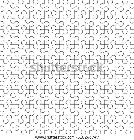 Interlocking Puzzle Stock Images Royalty Free Images