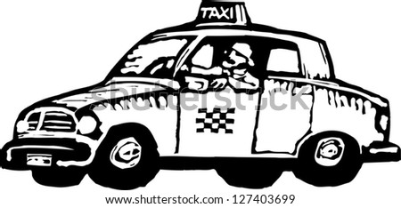 black taxi stock photos royalty free images vectors. Black Bedroom Furniture Sets. Home Design Ideas