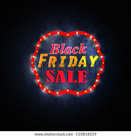 Black Friday sales promotions