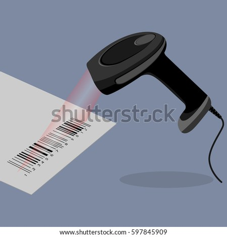 thesis..using barcode reader