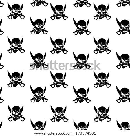 - stock-vector-black-jolly-roger-white-seamless-background-193394381