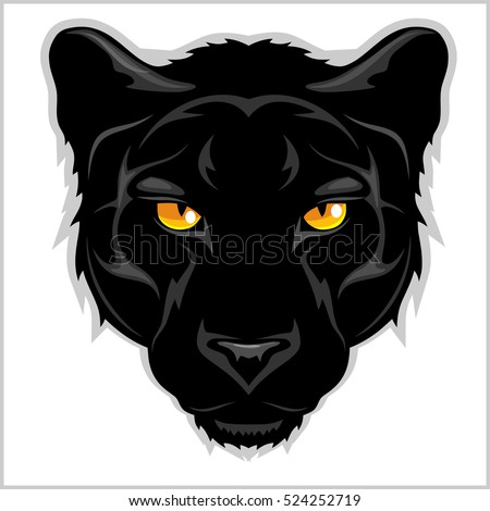 Panther Head Stock Images, Royalty-Free Images & Vectors ...