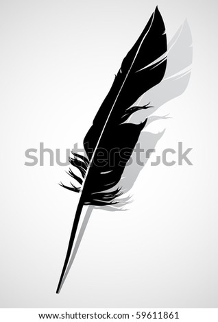 Black quill