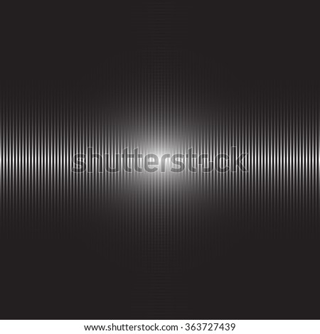 Black reticulate background - stock vector
