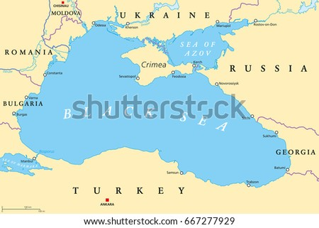Marmara Map Stock Images RoyaltyFree Images Vectors Shutterstock - Us map with water bodies