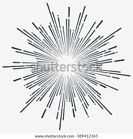 Black Sunburst, Sunburst Vector, Sunburst Icon Eps10, Hipster Sunburst Shine, Sunburst Design Eps, Vintage Sunburst, Black Radial Sunburst Art, Retro Sunburst pic, Sunburst Hand Drawn - stock vector - stock vector
