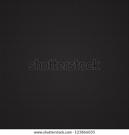 Black texture background vector - stock vector
