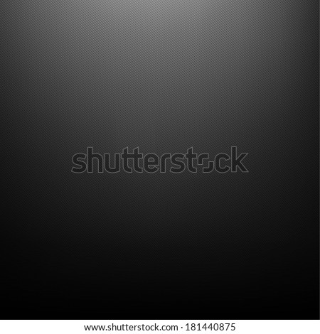 Black Texture, With Gradient Mesh, Vector Illustration - stock vector