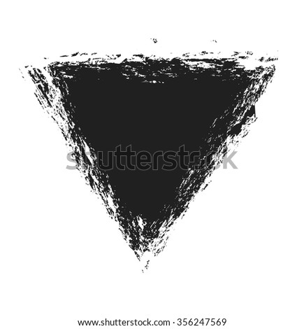 Painted Triangles Stock Photos, Royalty-Free Images & Vectors ...