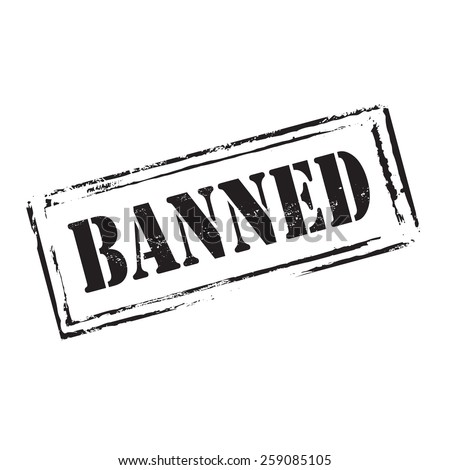 banned stamp stock photos - photo #28