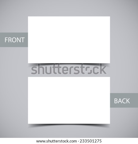 Business Card Mockup Stock Images RoyaltyFree Images  Vectors