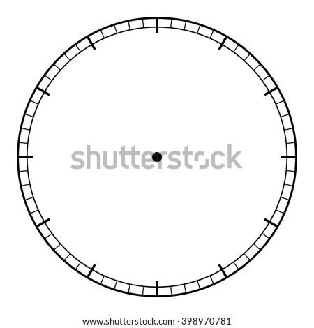 Blank clock face stock vector hd royalty free 398970781 shutterstock blank clock face thecheapjerseys Gallery
