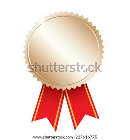 Blank label. - stock vector