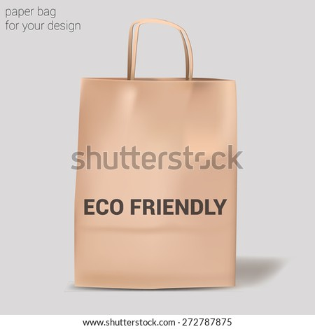 Bag Design Template Template For Your Design Eco