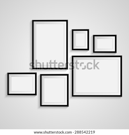 wall gallery template
