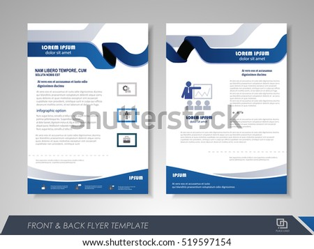 template flyer