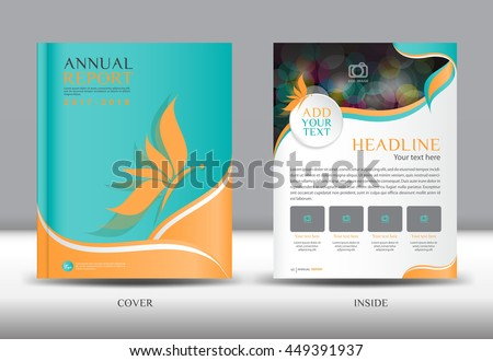 Blue annual report cover template cover stock vector hd royalty blue annual report cover template cover design brochure flyer booklet portfolio spiritdancerdesigns Image collections