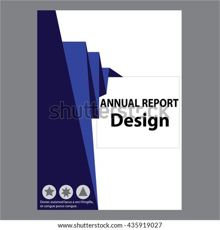 report title page sample